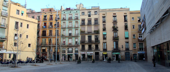 The Raval, The Old Town